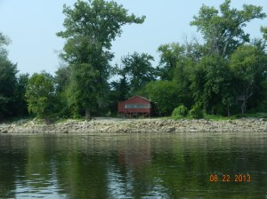 Little cabin on Island, home away from home
